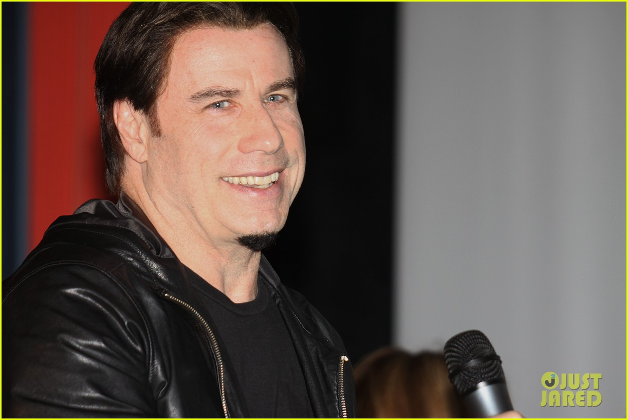 john travolta makes first official appearance since adele dazeem oscars flub 073084535
