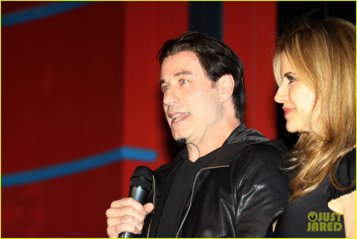 john travolta makes first official appearance since adele dazeem oscars flub 103084538