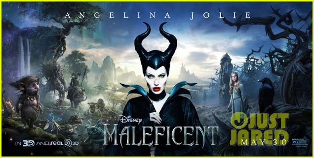 two new maleficent posters released 01