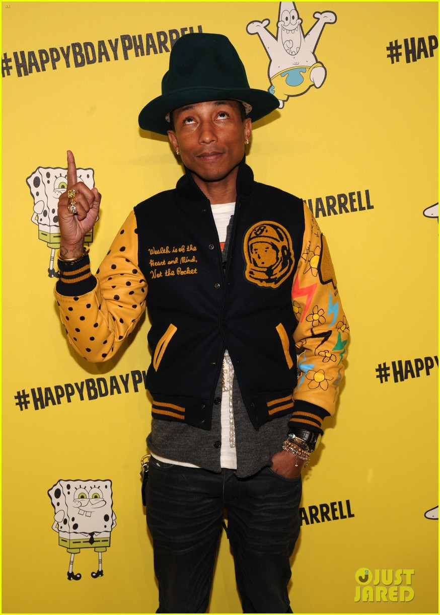 pharrell williams celebrates happy 41st birthday 063084834