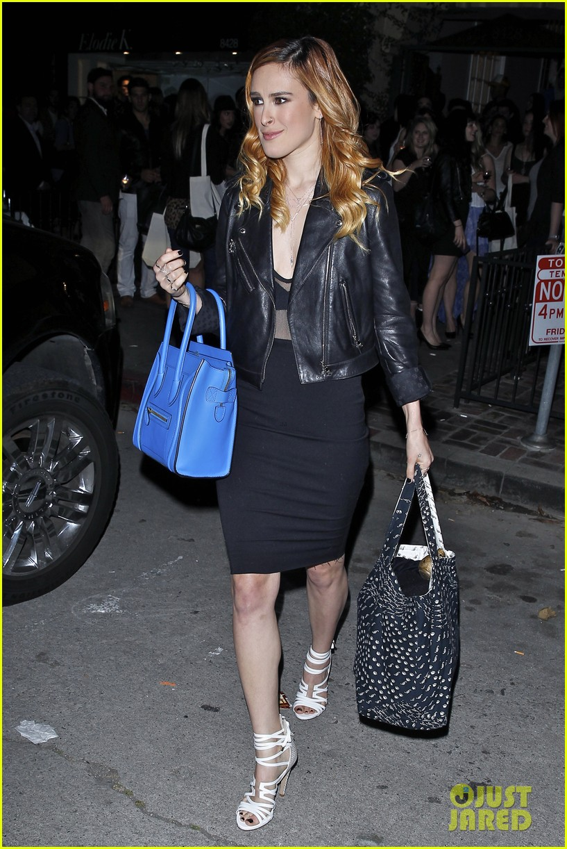 rumer willis supports sister tallulah blog lunch 123085406