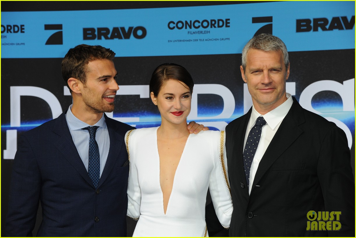 shailene woodley theo james bring divergent to germany 193082936