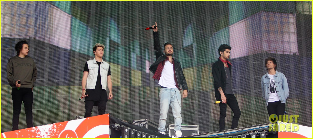 one direction radio1 big weekend 01