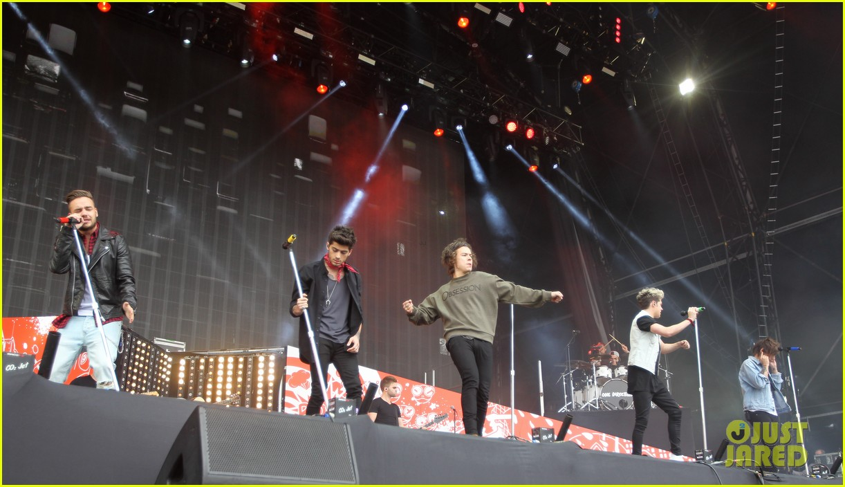 one direction radio1 big weekend 15