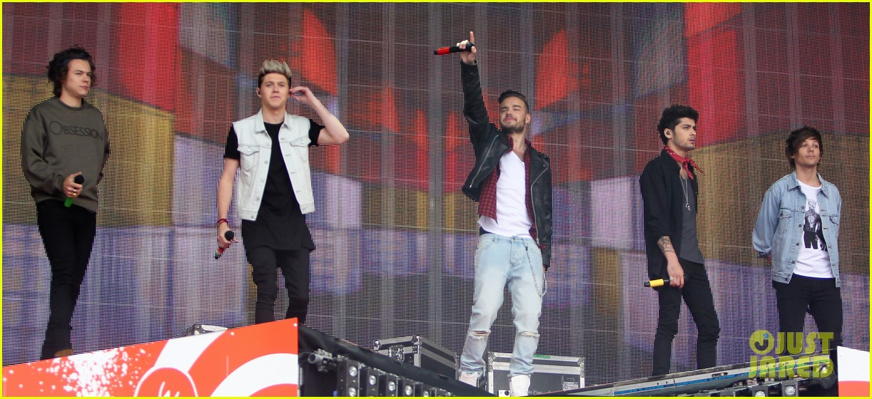 one direction radio1 big weekend 34