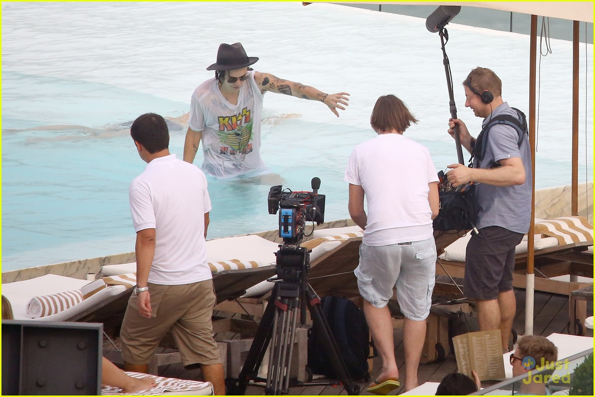 one direction harry niall rio shirtless 173107785