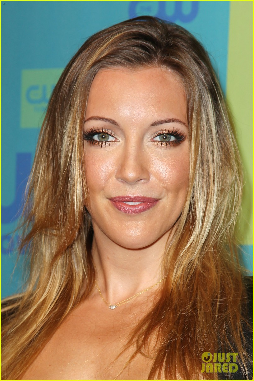stephen amell katie cassidy arrow cw upfronts 2014 193114271
