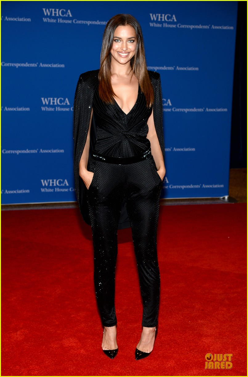 anne v irina shayk white house correspondents dinner 2014 03