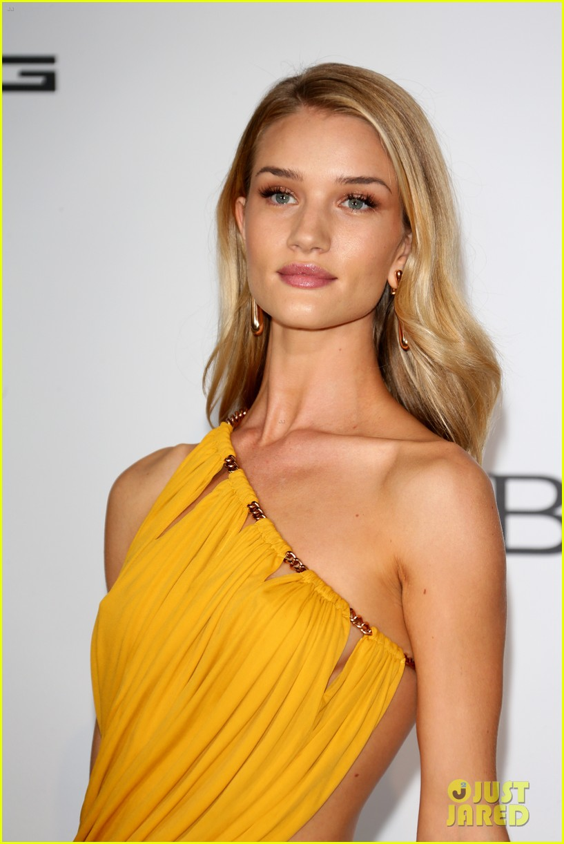 bar refaeli rosie huntington whiteley amfar gala 2014 093119964