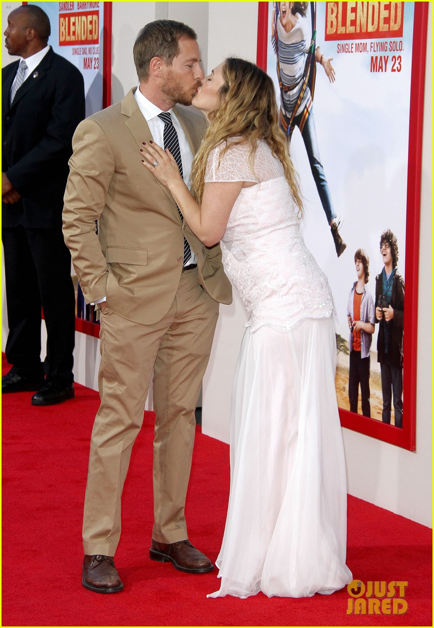 drew barrymore will kopelman blended premiere 02