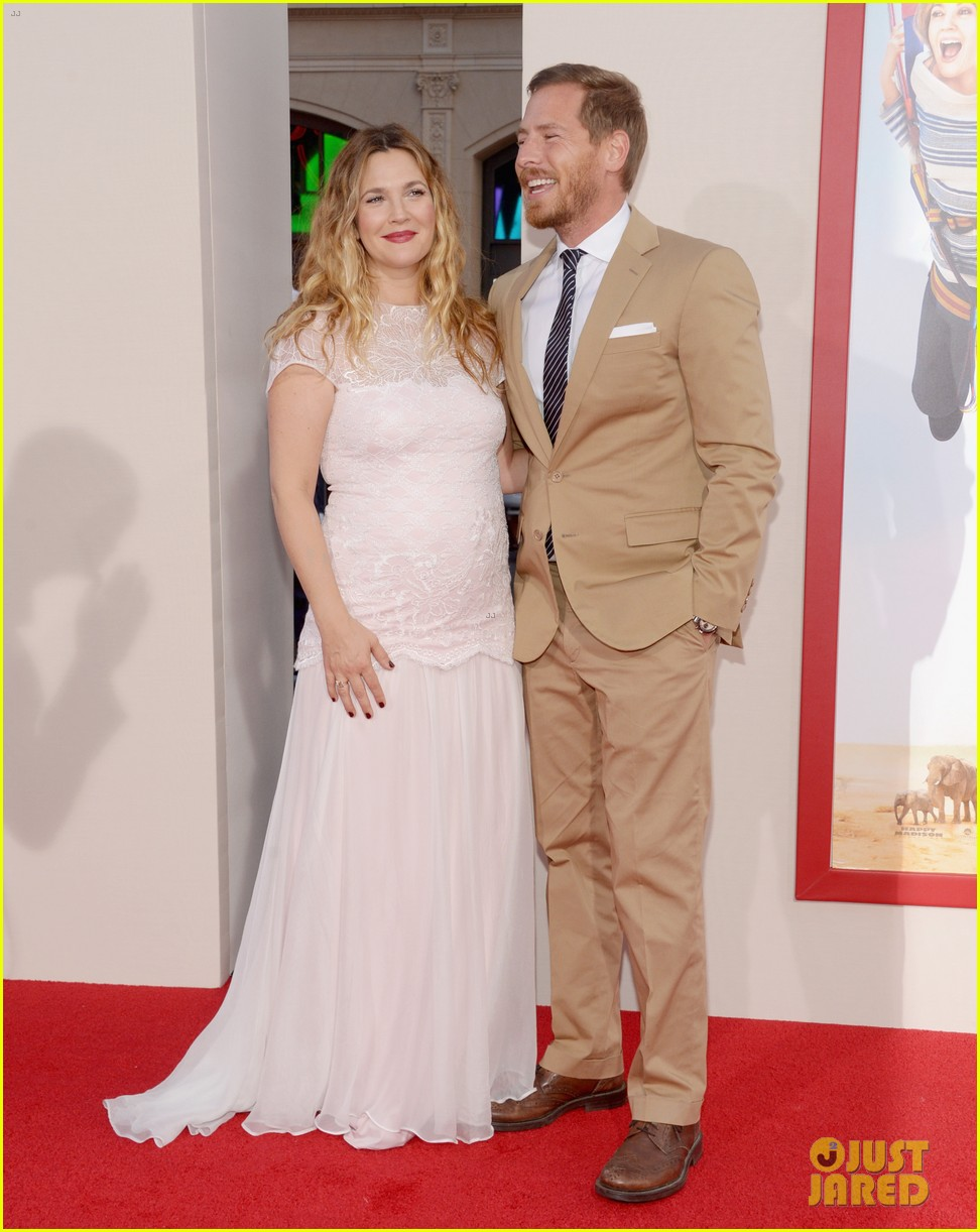 drew barrymore will kopelman blended premiere 09