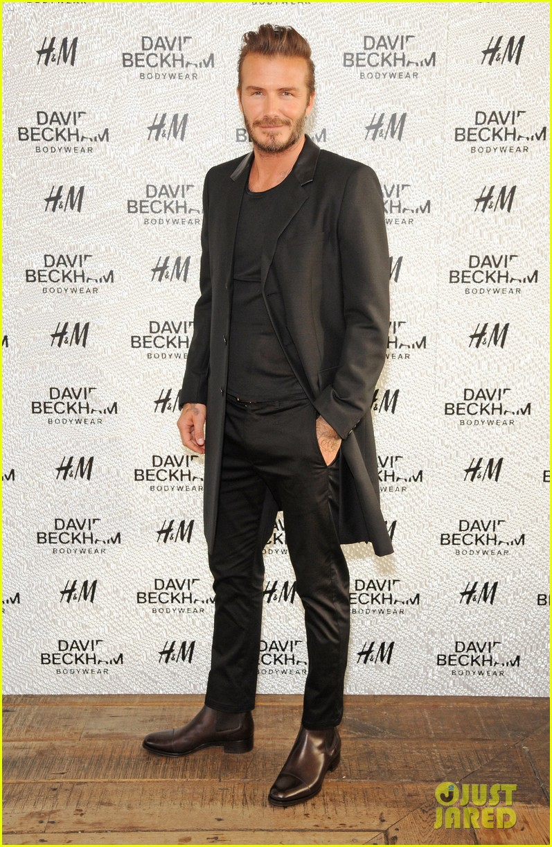 david beckham wears see through top to his swimwear launch event 013113729
