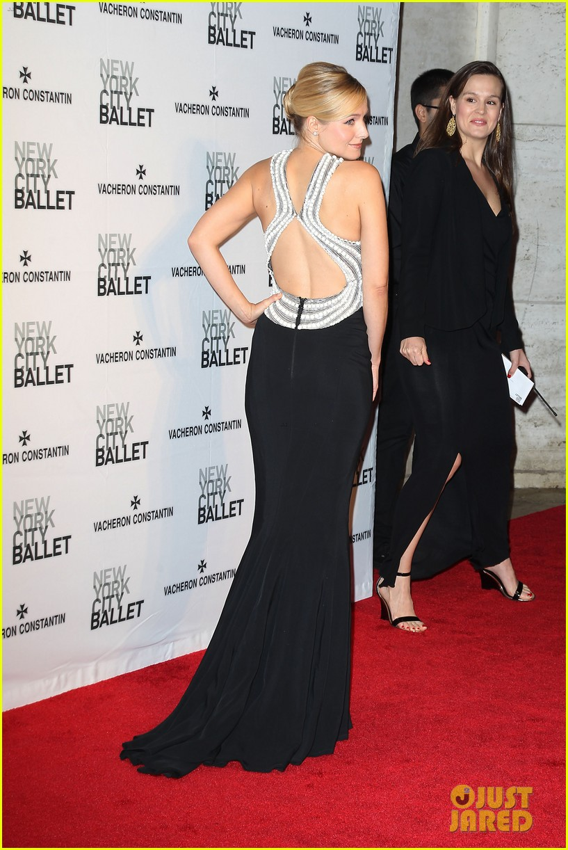 kristen bell is belle of the new york city ballet spring gala 2014 04