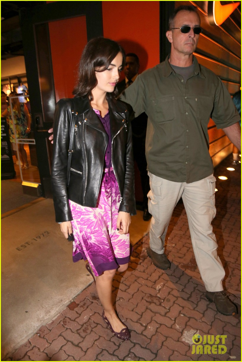 camilla belle continues her tour of brazil with gucci 17