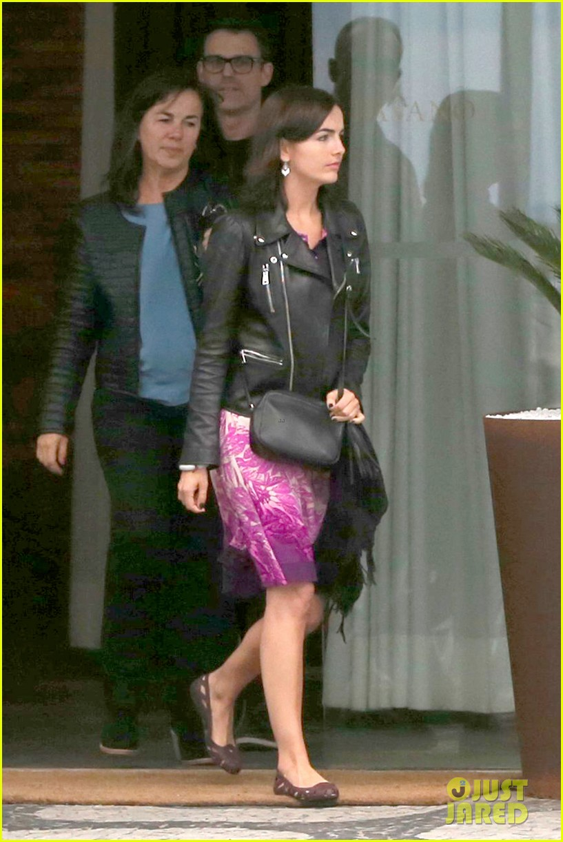 camilla belle continues her tour of brazil with gucci 283124832