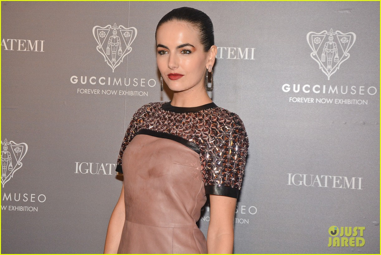 camilla belle gucci museo forever now exhibit 063123829