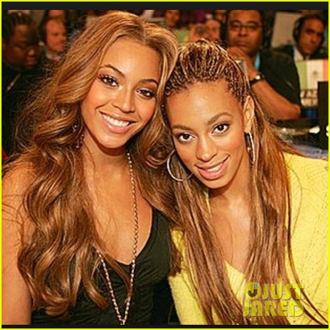 beyonce shares four happy pictures of her solange after jay z elevator fight 023113072