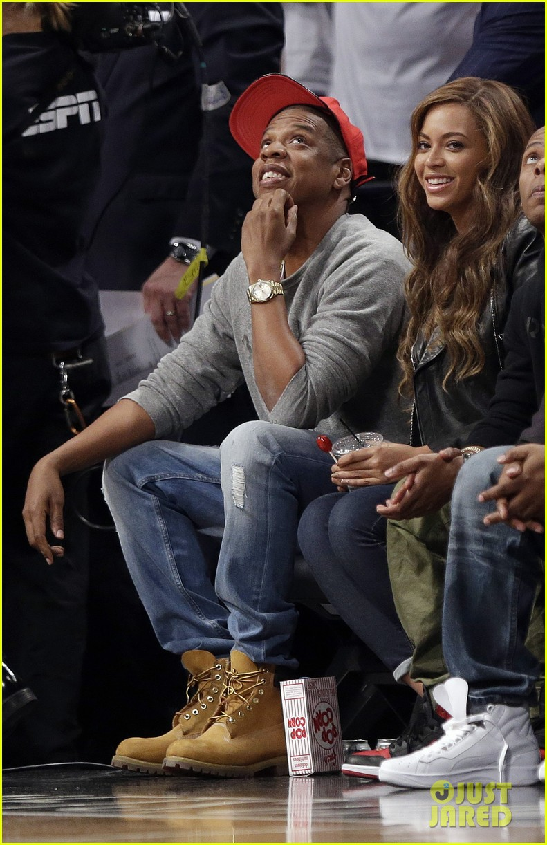 beyonce jay z brooklyn nets 01