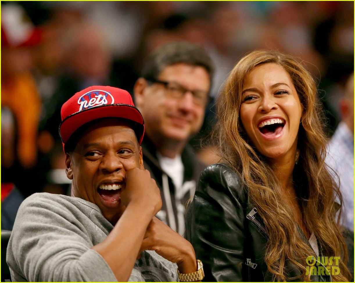 beyonce jay z brooklyn nets 053104049