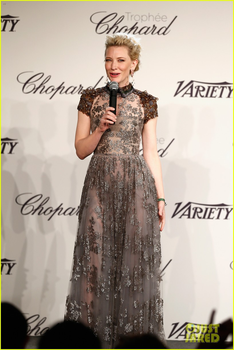 cate blanchett honors young stars with chopard trophy 033114599