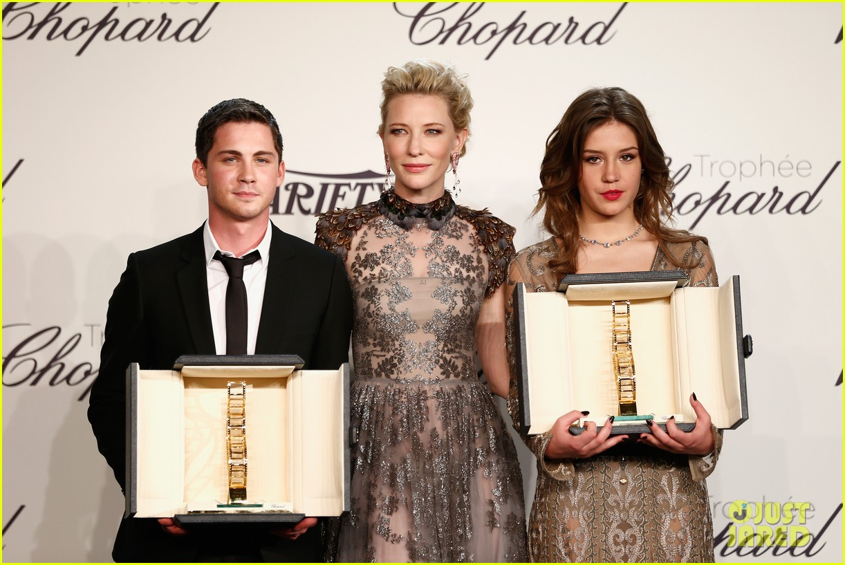 cate blanchett honors young stars with chopard trophy 093114605