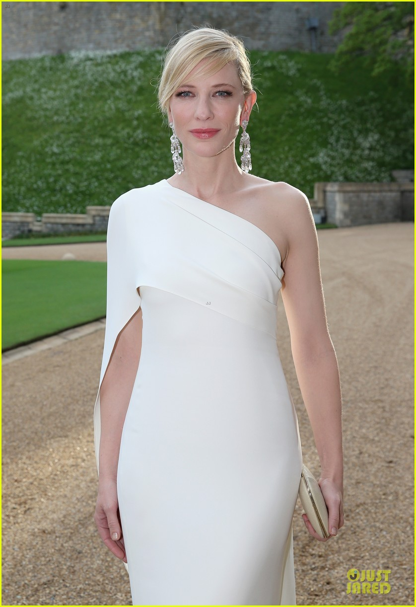 cate blanchett benedict cumberbatch royal dinner with prince william 04