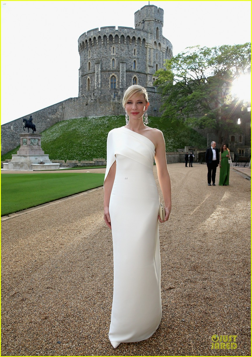 cate blanchett benedict cumberbatch royal dinner with prince william 083112664