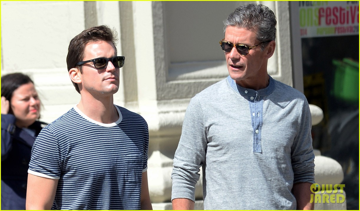 matt bomer husband simon halls enjoy nyc spring 05