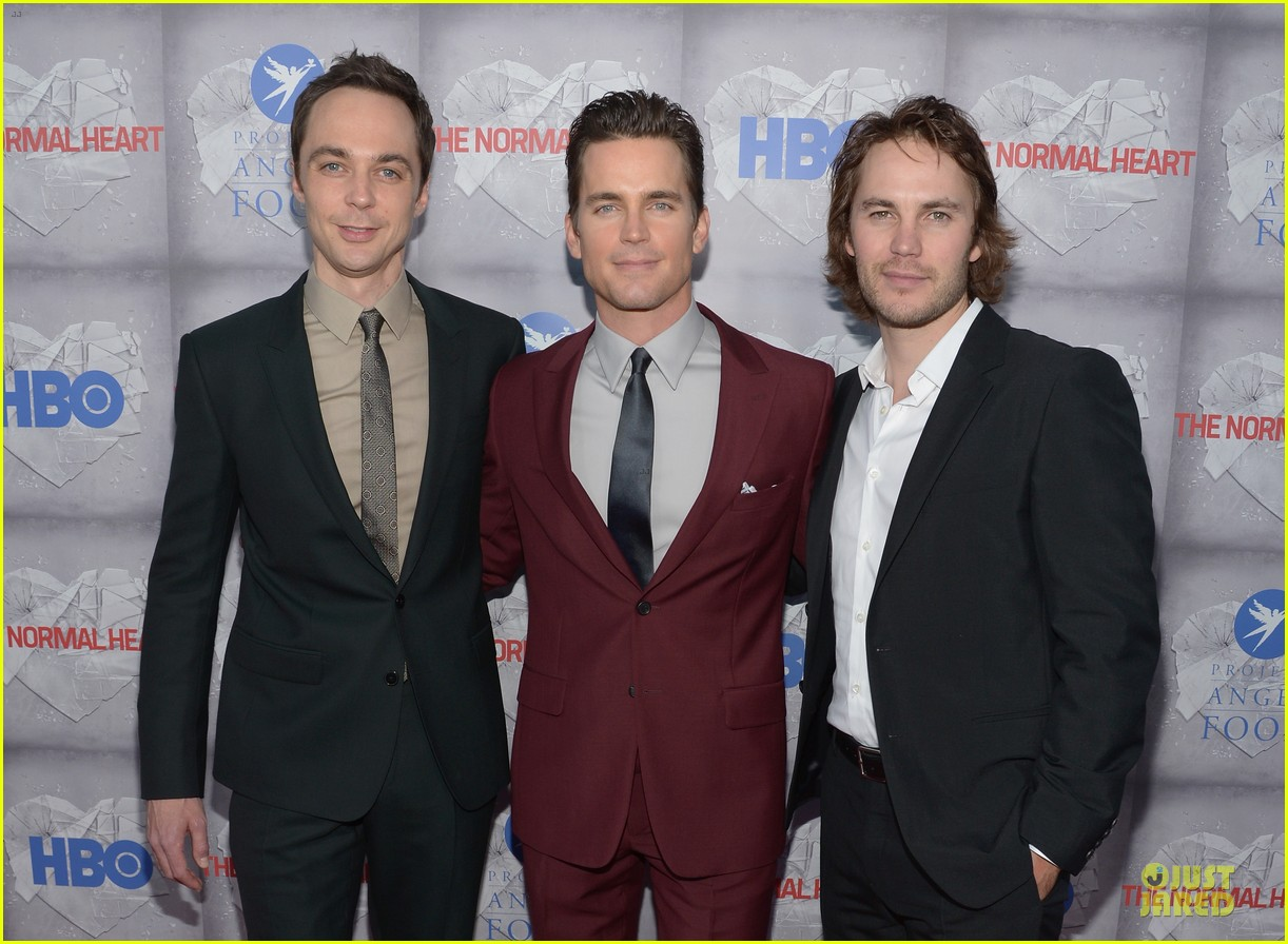 matt bomer maroon suit normal heart la premiere 02