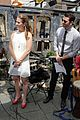 jamie chung supports fiance bryan greenberg olevolos project brunch 31