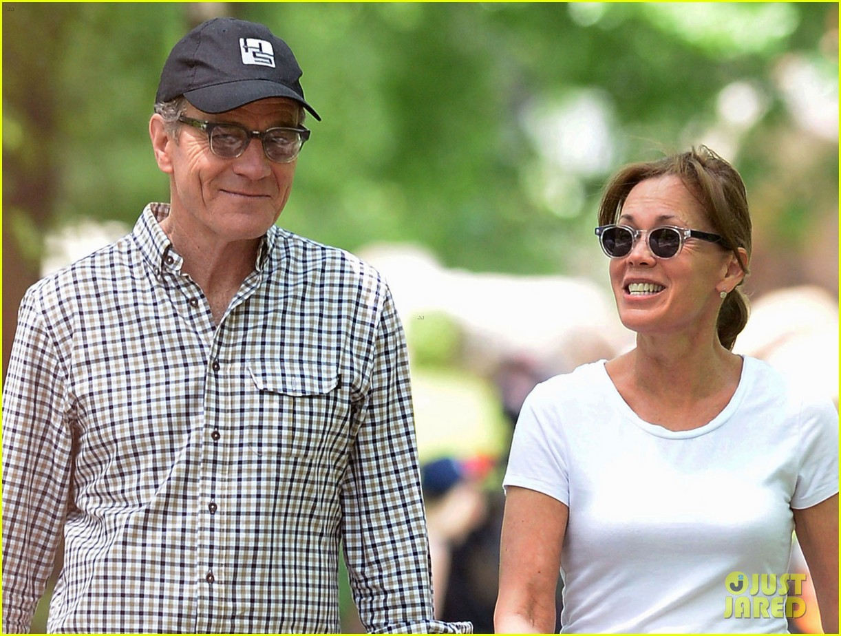 bryan cranston memorial day central park wife 033122462
