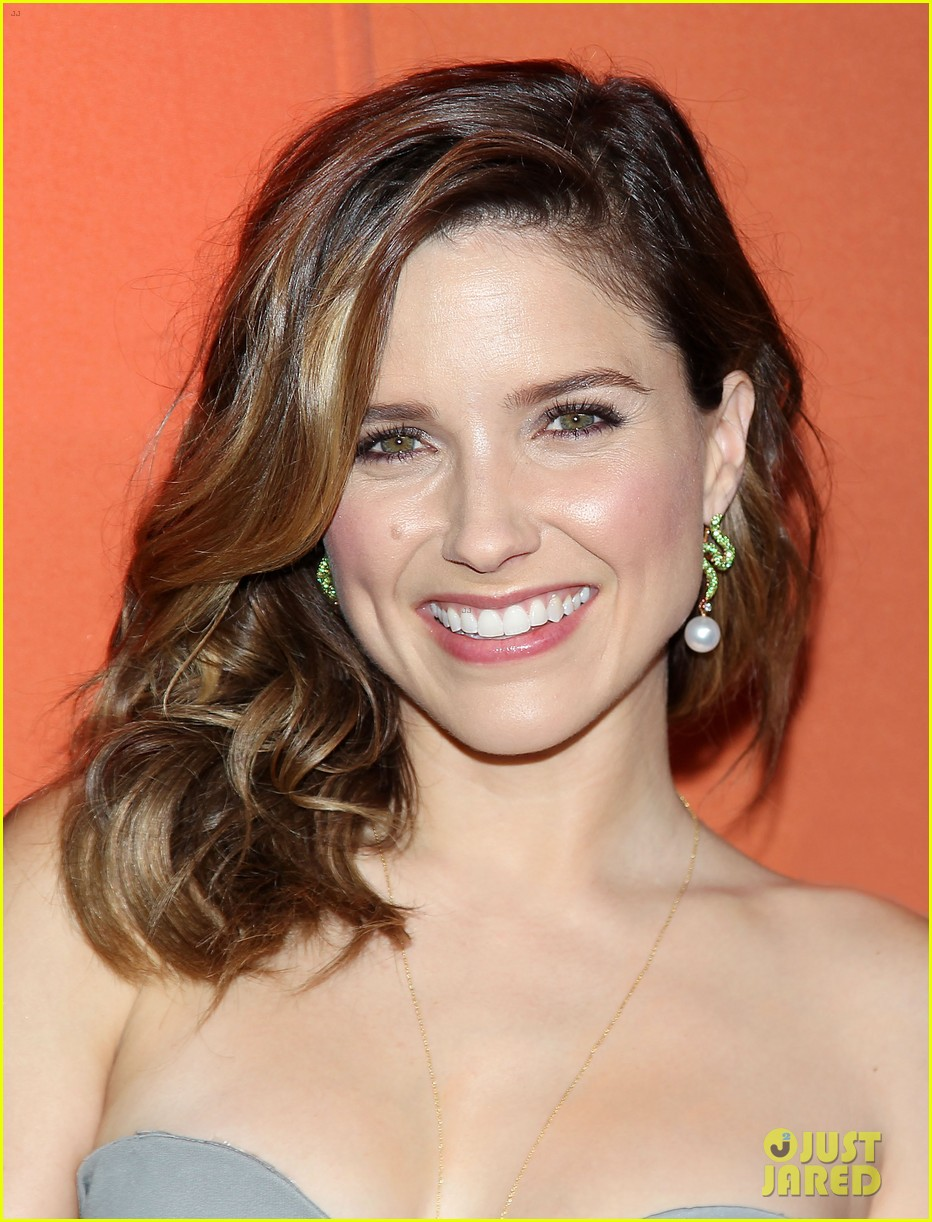 sophia bush blacklist stars promote shows at nbc upfront 193111735