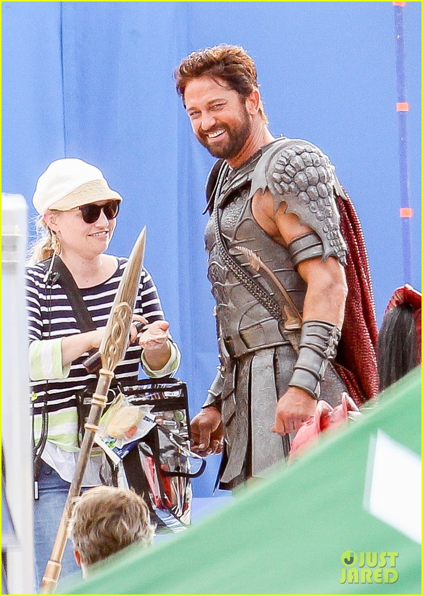 gerard butler gods of egypt filming 163122599