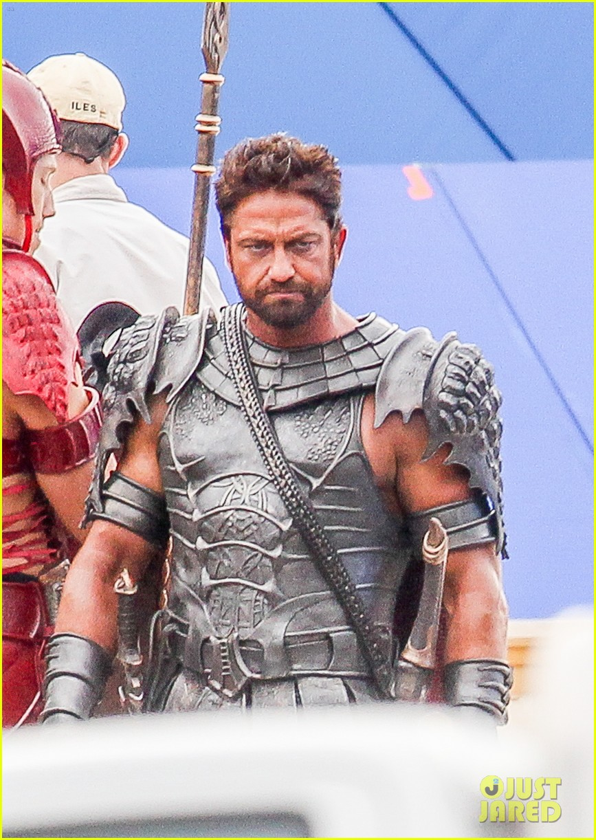 gerard butler gods of egypt filming 19