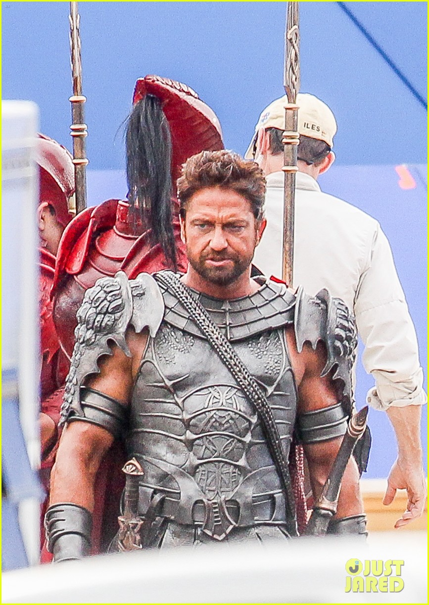 gerard butler gods of egypt filming 20