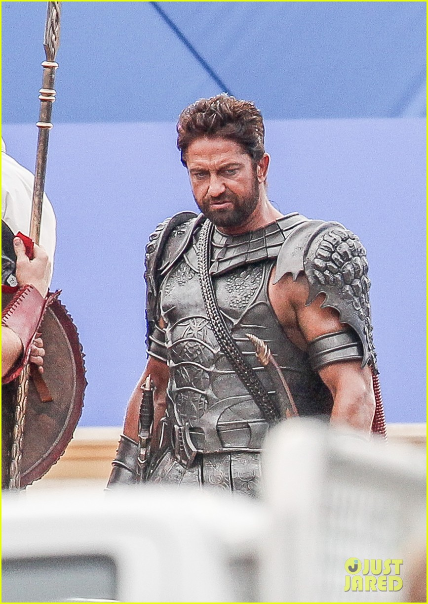 gerard butler gods of egypt filming 223122605