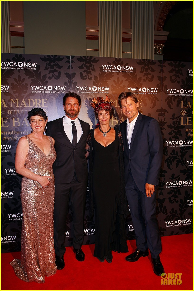 gerard butler nikolaj coster waldau ycma mother of all balls 053121134