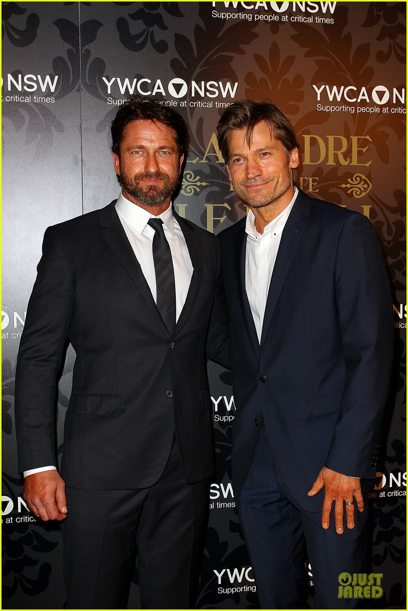 gerard butler nikolaj coster waldau ycma mother of all balls 06