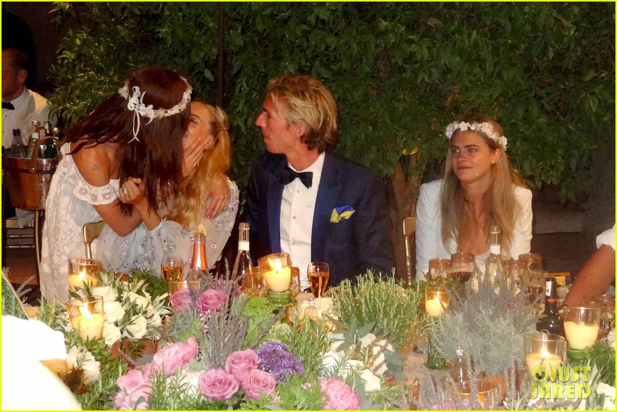 cara delevingne sister poppy second wedding morocco 11