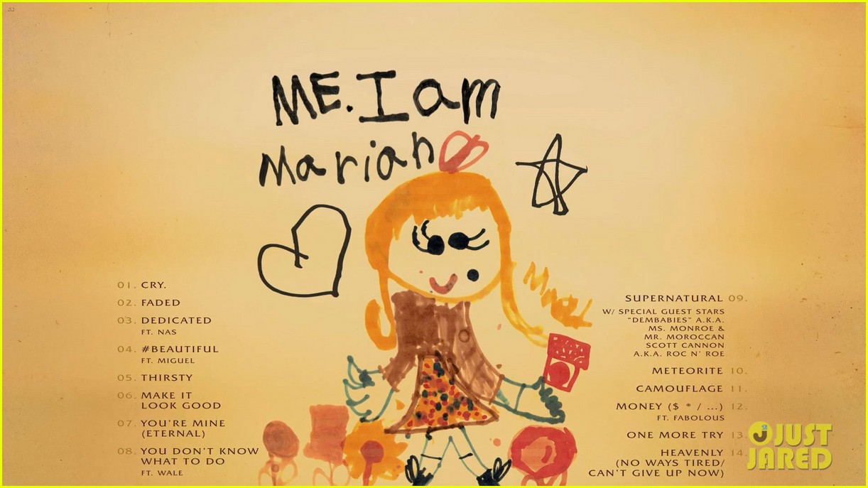 mariah carey announces new album me i am mariah 02
