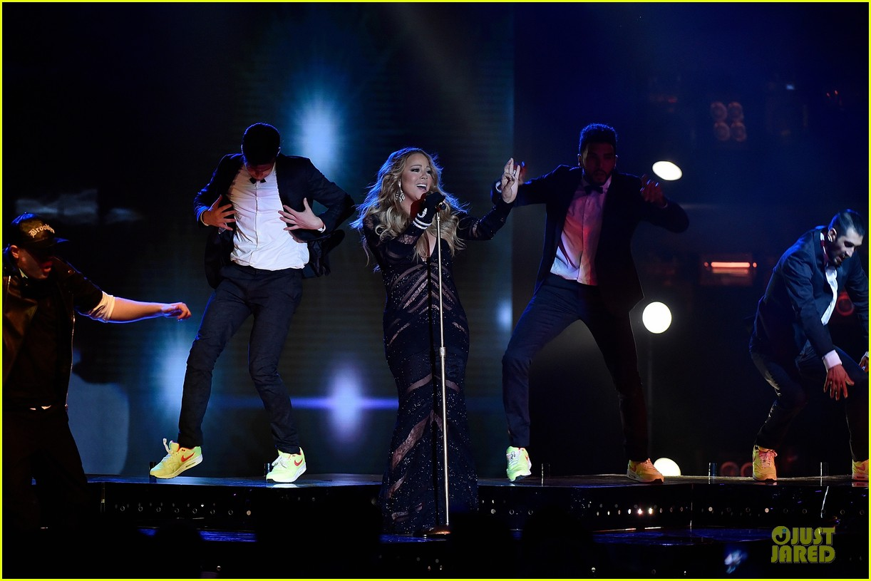 mariah carey pop icon world music awards 2014 10