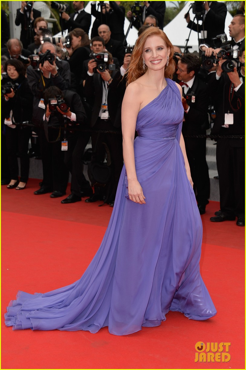 jessica chastain foxcatcher cannes premiere 013117405