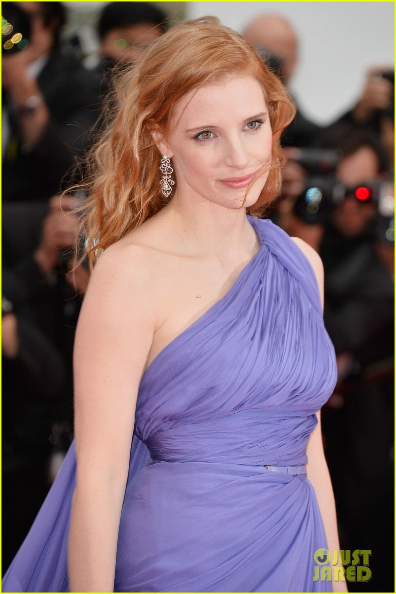 jessica chastain foxcatcher cannes premiere 123117416