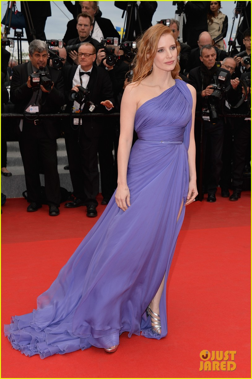 jessica chastain foxcatcher cannes premiere 163117420