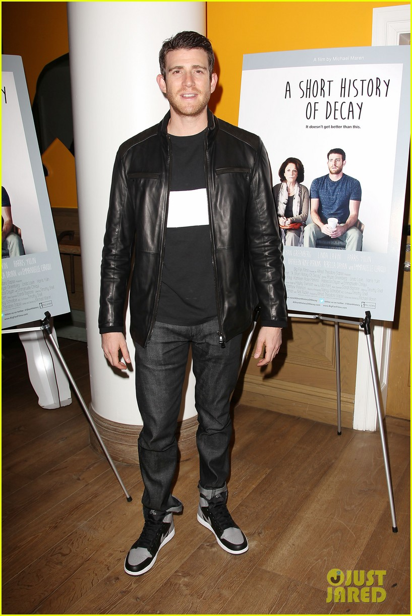 jamie chung supports bryan greenberg at short history of decay 06