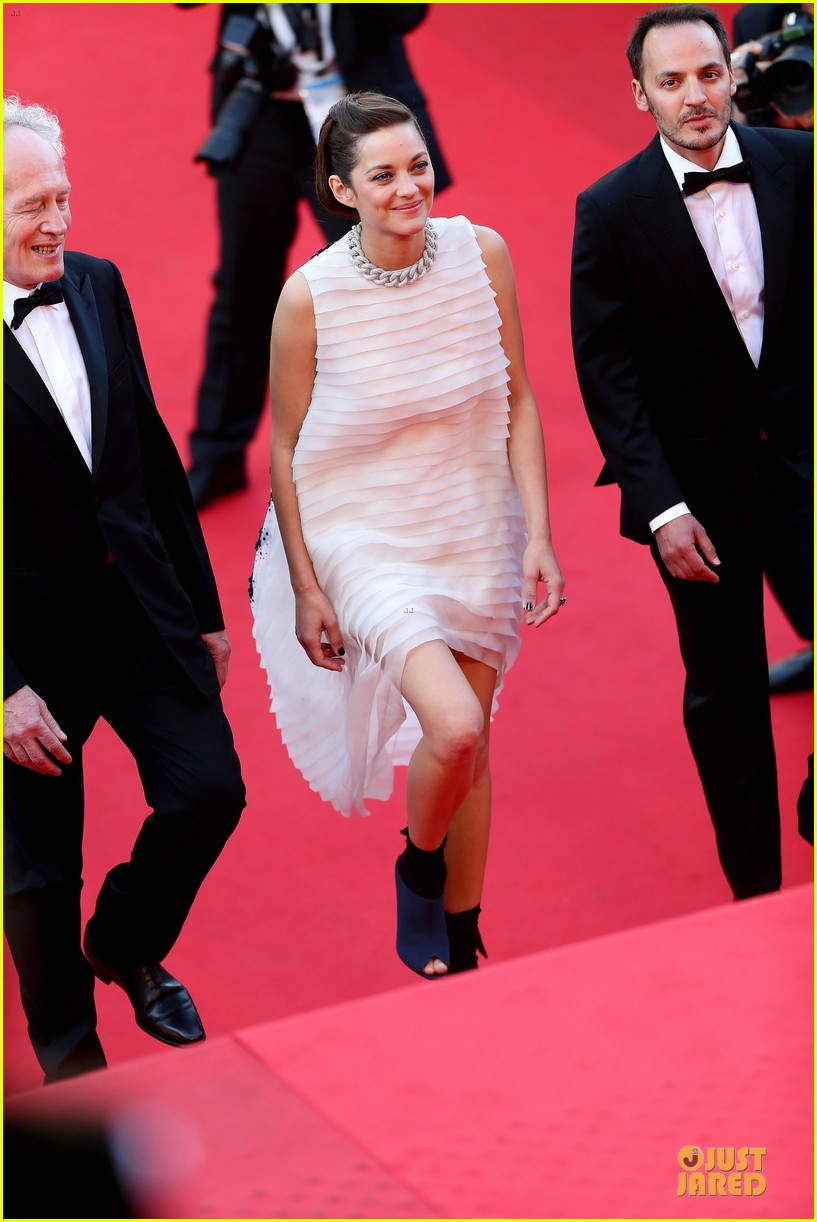 marion cotillard two days one night cannes premiere 06