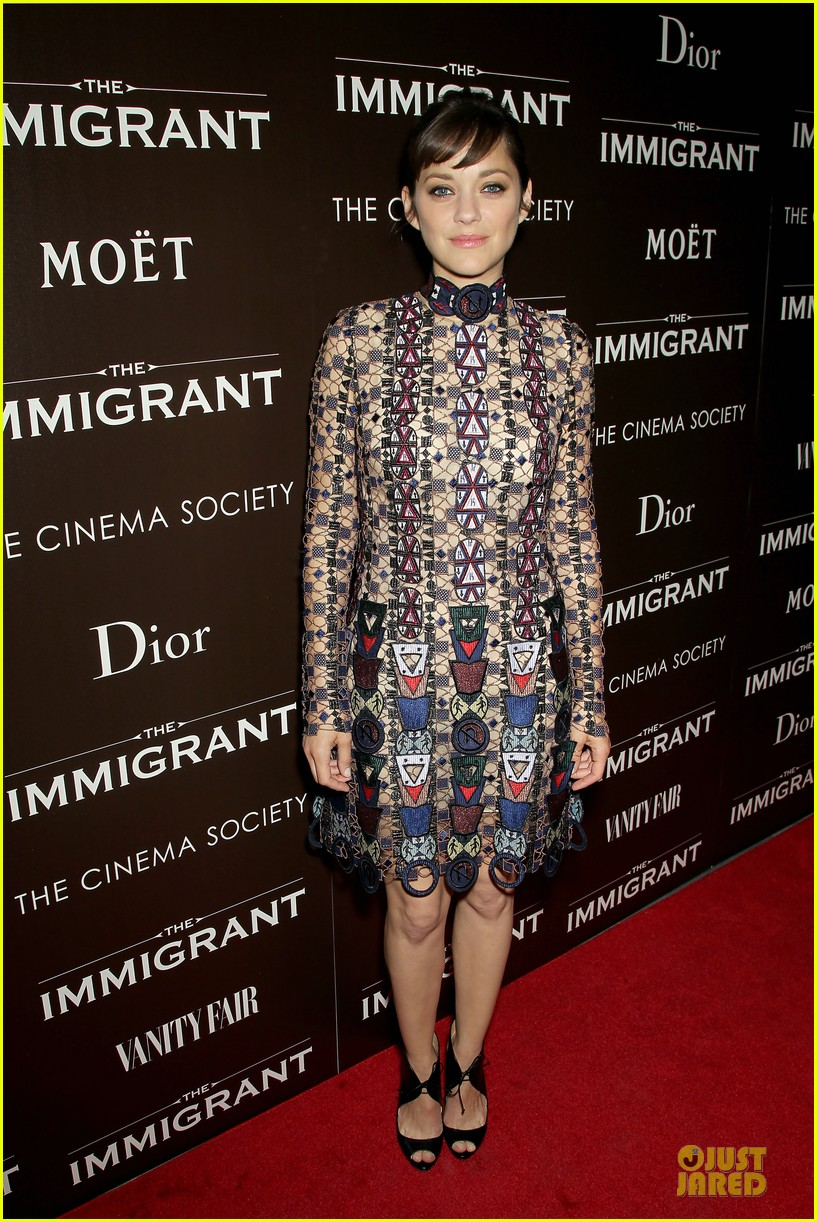 marion cotillard joaquin phoenix immigrant to manhattan 103107085