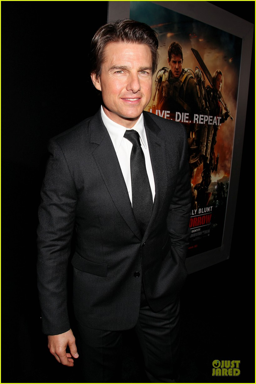tom cruise emily blunt edge of tomorrow premiere final 023123586
