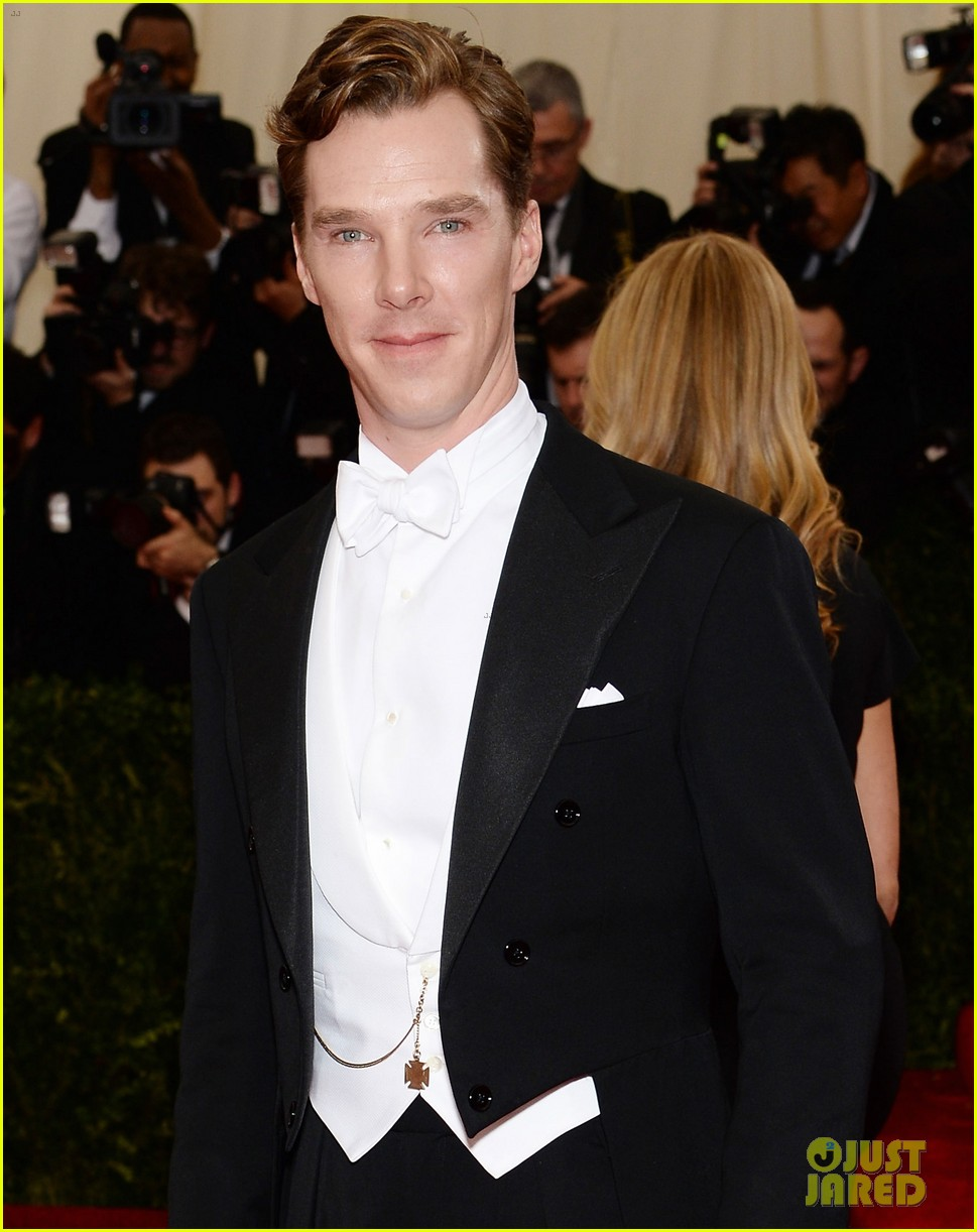 benedict cumberbatch met ball 2014 023106462