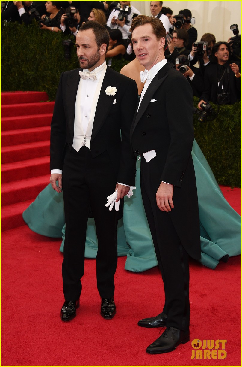 benedict cumberbatch met ball 2014 033106463